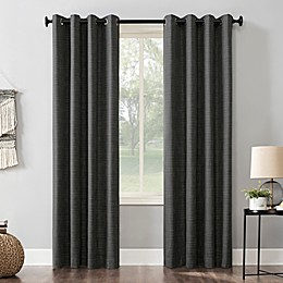 Sun Zero® Kline Grommet 100% Blackout Window Curtain Panel