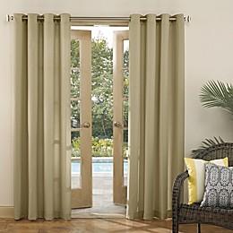 Sun Zero® Sailor 84-Inch Grommet Room Darkening Indoor/Outdoor Window Curtain Panel
