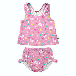 i play.® by green sprouts® 2-Piece Tankini Swimsuit