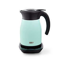 Dash® 1.7-Liter Insulated Electric Kettle with Temperature Control