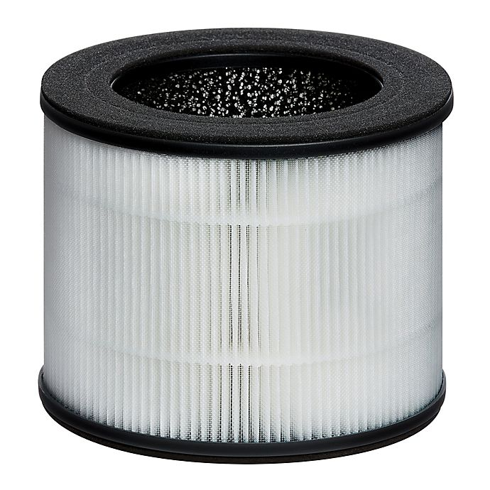 Alternate image 1 for HoMedics® TotalClean® True HEPA 360 Degree Filter Replacement in White