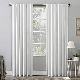 Sun Zero® Amherst Back Tab 100% Blackout Thermal Window Curtain Panel