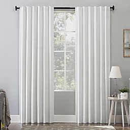 Sun Zero® Amherst Back Tab 100% Blackout Thermal Window Curtain Panel
