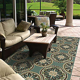 Cabana Bay Maxon Seaside Indoor/Outdoor Rug