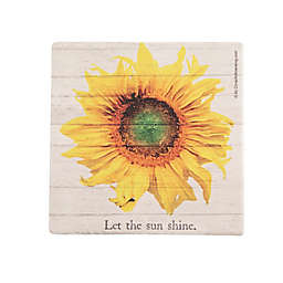 "Thirstystone® ""Let the Sun Shine"" Coaster"