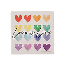 Thirstystone® WC Hearts - Love is Love Coaster