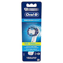 Oral-B Precision Clean Replacement Electric Toothbrush Heads (5-Pack)