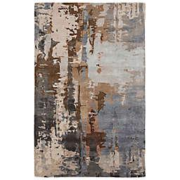 Jaipur Living Matcha Handmade 8' x 11' Area Rug in Tan/Grey