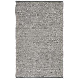 Jaipur Living Lamanda 8' x 10' Indoor/Outdoor Area Rug in Grey/Ivory