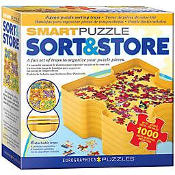 Eurographics Smart Puzzle Sort & Store Set