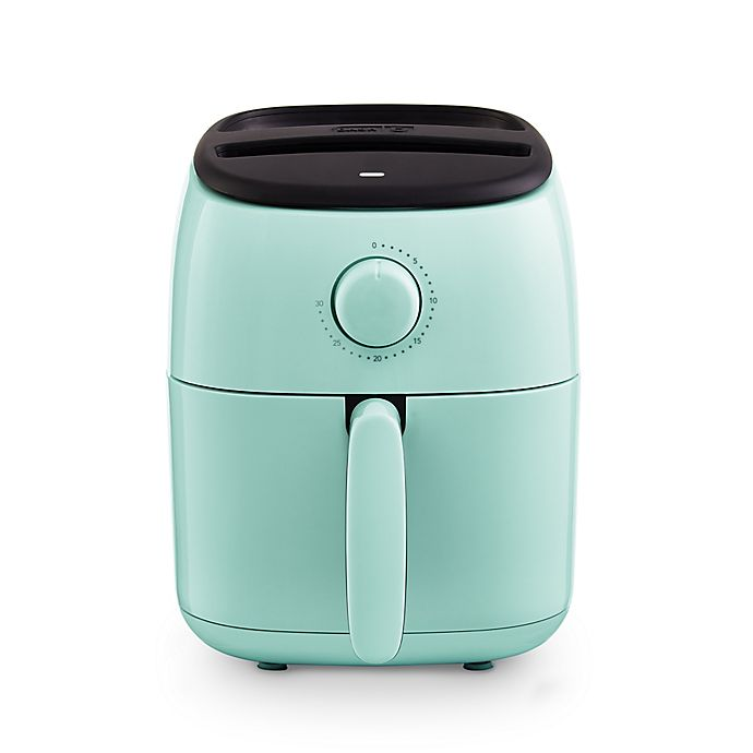 Alternate image 1 for Dash® Express Tasti-Crisp™ 2.6 qt. Air Fryer in Aqua