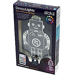 Lumenico SleepyLights™ Robot LED Nightlight