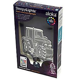 Lumenico SleepyLights™ Tractor LED Nightlight