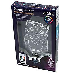 Lumenico SleepyLights™ Owl 2 LED Nightlight