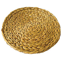 Bee & Willow™ Home Water Hyacinth Round Placemat