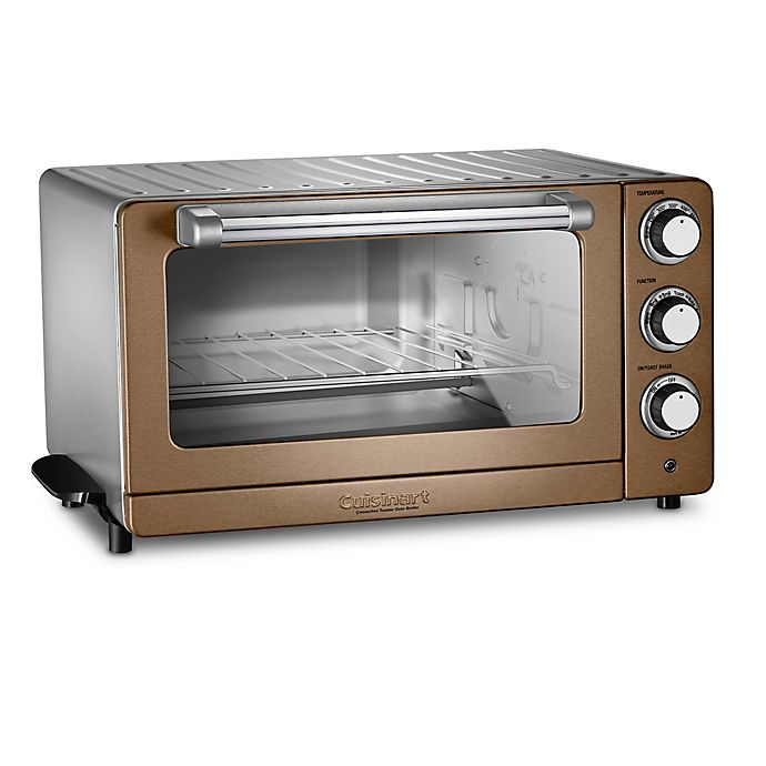 Alternate image 1 for Cuisinart® Convection Toaster Oven Broiler in Copper
