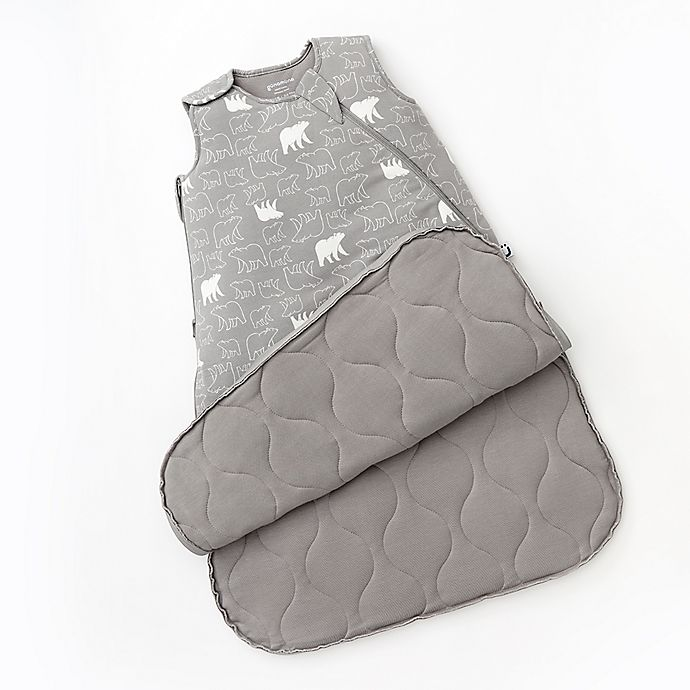 Alternate image 1 for Günamuna Bear 2.6 TOG Premium Sleep Bag in Grey