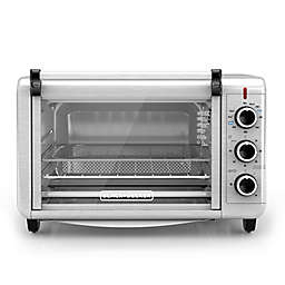 Black & Decker™ Air Fry Toaster Oven in Stainless Steel