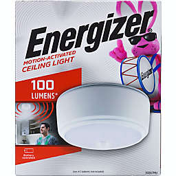 Energizer® Motion Activated LED Ceiling Light