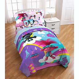 Trolls Poppy Rainbow Bedding Collection