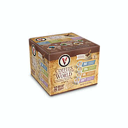 Victor Allen® Around the World Coffee Pods for Single Serve Coffee Makers 32-Count