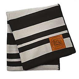 University of South Carolina 70-Inch x 60-Inch Large Stripes Woven Acrylic Throw Blanket