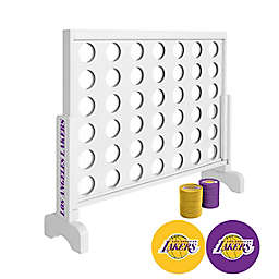 NBA Los Angeles Lakers Victory 4 Game