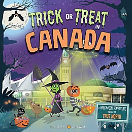 """Trick or Treat in Canada"" by Eric James"