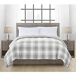Hudson Comforter in Grey