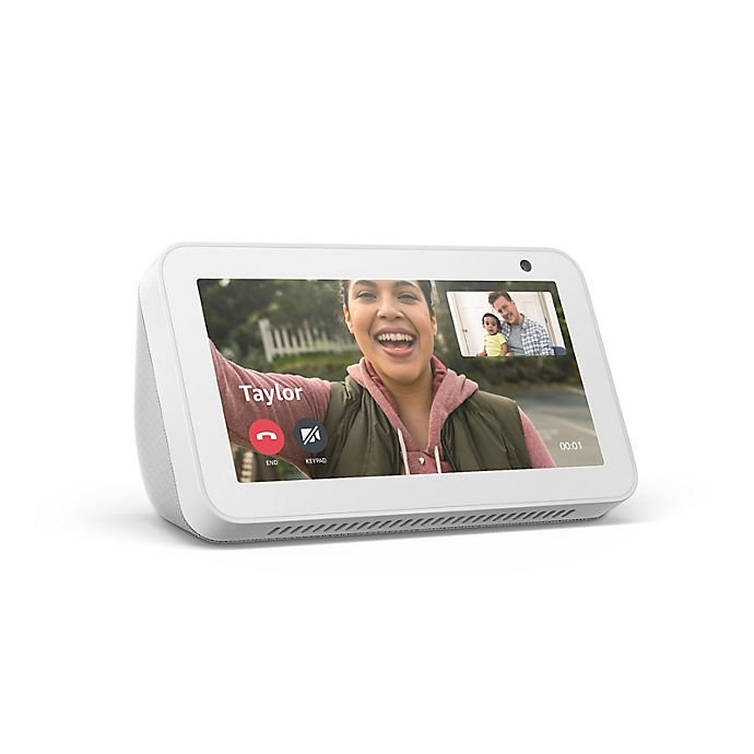 Alternate image 1 for Amazon Echo Show 5 in Sandstone