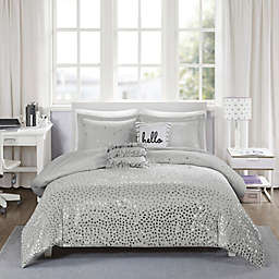 Intelligent Design Zoey 4-Piece Duvet Cover Set