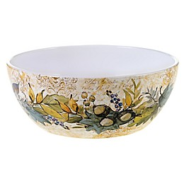 Certified International Harvest Gatherings Deep Bowl