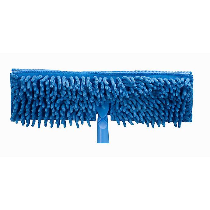 Alternate image 1 for Evriholder® Fuzzy Wuzzy Flip Flop Mop™ in Blue/Pink