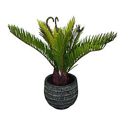 Global Caravan Faux Potted Plant