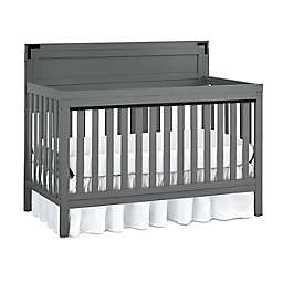 Paxton 4-in-1 Convertible Crib, Weathered Grey