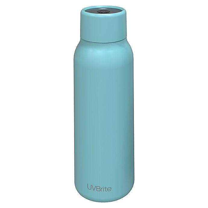 Alternate image 1 for UVBrite 18.6 oz. Insulated UV-C Water Bottle