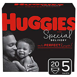 Huggies® Special Delivery™ Size 5 20-Count Disposable Diapers