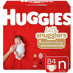 Huggies® Little Snugglers® Newborn 84-Count Disposable Diapers