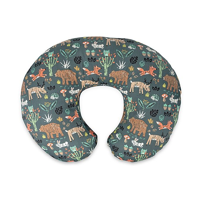 Alternate image 1 for Boppy® Original Nursing Pillow and Positioner in Forest Animals