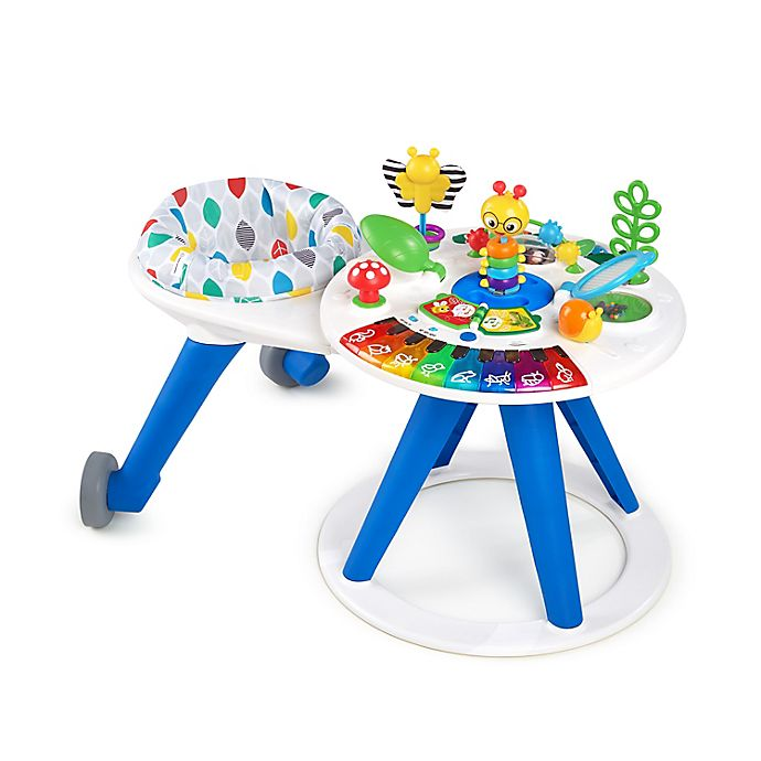 Alternate image 1 for  Baby Einstein™ Around We Grow™ 4-in-1 Discovery Center