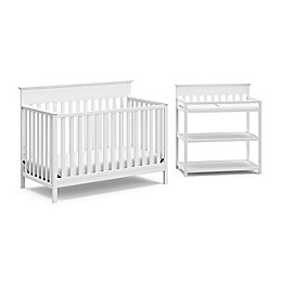 Storkcraft Windward 2-Piece Nursery Set
