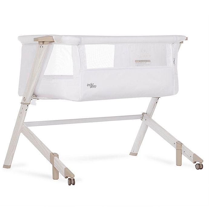 Alternate image 1 for evolur™ Steller Adjustable Bassinet in White