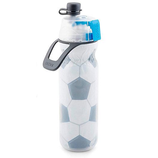 Alternate image 1 for O2COOL® Mist N' Sip 2-Pack 20 oz. Water Bottles in Soccer