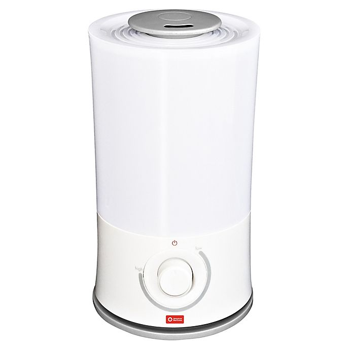Alternate image 1 for American Red Cross Baby Glow Ultrasonic Humidifier