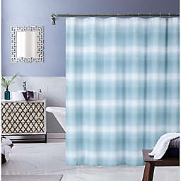 Dainty Home 70-Inch x 72-Inch Mirage Shower Curtain in Blue