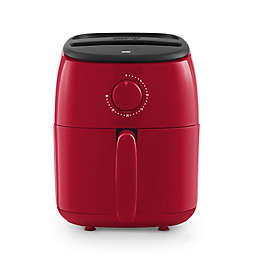 Dash® Express Tasti-Crisp™ 2.6 qt. Air Fryer in Red