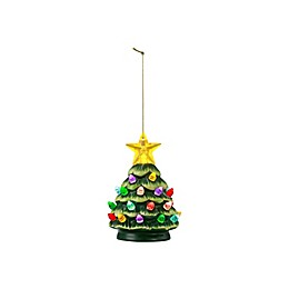 Mr. Christmas® Assorted 4-Inch Mini LED Christmas Tree Ornament