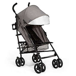 Delta Children Jeep® PowerGlyde Plus Umbrella Stroller in Grey