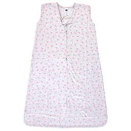 Hudson Baby® Size 0-6M Hearts Wearable Blanket in Grey