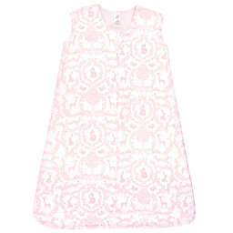 Yoga Sprout Size 18-24M Lace Garden Wearable Blanket in Pink